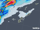 雨雲レーダー(2020年05月16日)