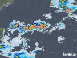 2020年05月17日の沖縄地方の雨雲レーダー