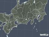 2020年05月17日の東海地方の雨雲レーダー