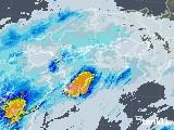 2020年05月18日の四国地方の雨雲レーダー