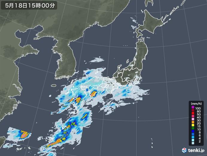 雨雲 高知 市 レーダー 天気 高知市の10日間天気(6時間ごと)
