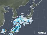 2020年05月18日の雨雲レーダー