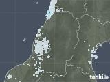 2020年05月18日の山形県の雨雲レーダー