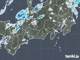 2020年05月19日の東海地方の雨雲レーダー
