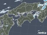 2020年05月19日の四国地方の雨雲レーダー