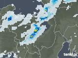 2020年05月19日の滋賀県の雨雲レーダー