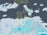 2020年05月19日の青森県の雨雲レーダー