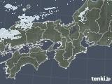 2020年05月20日の近畿地方の雨雲レーダー