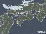 2020年05月20日の四国地方の雨雲レーダー