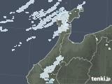 2020年05月20日の石川県の雨雲レーダー