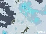 2020年05月20日の青森県の雨雲レーダー