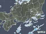 2020年05月21日の東海地方の雨雲レーダー
