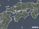 2020年05月21日の四国地方の雨雲レーダー