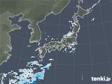 2020年05月21日の雨雲レーダー