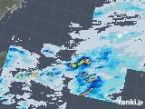 2020年05月22日の沖縄地方の雨雲レーダー
