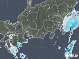 2020年05月22日の東海地方の雨雲レーダー