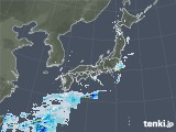 雨雲の動き(2020年05月22日)