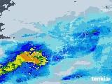 2020年05月22日の沖縄県の雨雲レーダー