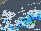 2020年05月23日の沖縄地方の雨雲レーダー