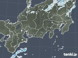 2020年05月23日の東海地方の雨雲レーダー