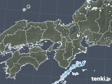 2020年05月23日の近畿地方の雨雲レーダー