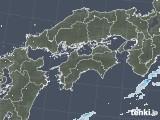 2020年05月23日の四国地方の雨雲レーダー