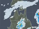 2020年05月23日の青森県の雨雲レーダー