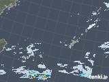 2020年05月24日の沖縄地方の雨雲レーダー