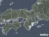 2020年05月24日の近畿地方の雨雲レーダー