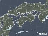 2020年05月24日の四国地方の雨雲レーダー