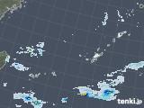 2020年05月25日の沖縄地方の雨雲レーダー