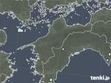 2020年05月25日の愛媛県の雨雲レーダー