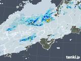 2020年05月26日の近畿地方の雨雲レーダー