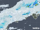 2020年05月26日の四国地方の雨雲レーダー