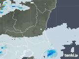 2020年05月26日の茨城県の雨雲レーダー