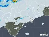 2020年05月26日の三重県の雨雲レーダー