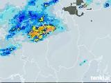 2020年05月26日の滋賀県の雨雲レーダー