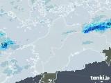 2020年05月26日の愛媛県の雨雲レーダー