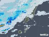 2020年05月26日の鹿児島県の雨雲レーダー