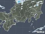 2020年05月27日の東海地方の雨雲レーダー