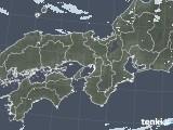 2020年05月27日の近畿地方の雨雲レーダー