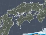 2020年05月27日の四国地方の雨雲レーダー
