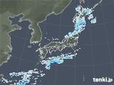 2020年05月27日の雨雲レーダー