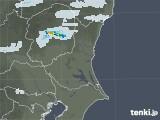 2020年05月27日の茨城県の雨雲レーダー