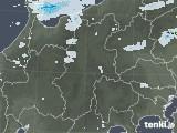 2020年05月27日の長野県の雨雲レーダー