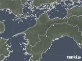 2020年05月27日の愛媛県の雨雲レーダー