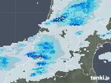 2020年05月27日の山形県の雨雲レーダー