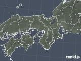 2020年05月28日の近畿地方の雨雲レーダー