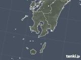 2020年05月28日の鹿児島県の雨雲レーダー