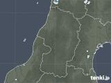 2020年05月28日の山形県の雨雲レーダー